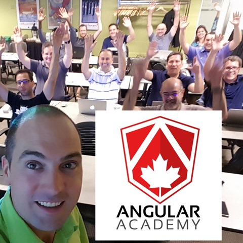 Angular Workshop in Canada