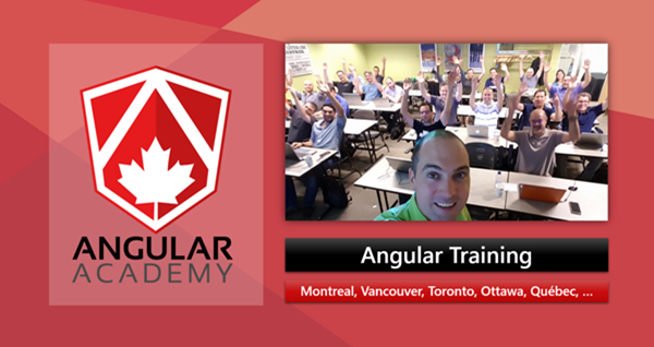 Angular Workshop Canada