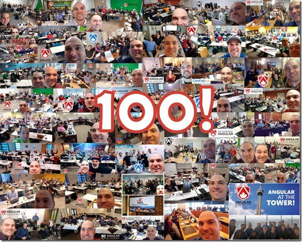 Angular Academy 100