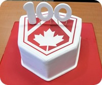 100 Angular Workshop Cake